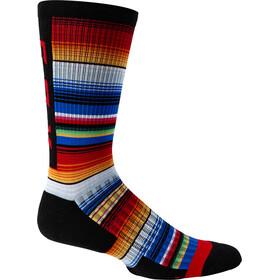 "Fox 8"" Ranger Cushion Socks Men, navy/orange"